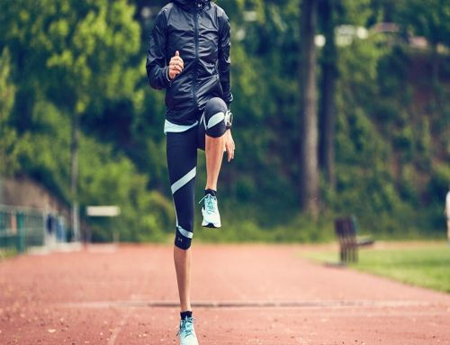 DO YOU WARM-UP PRIOR TO RUNNING?